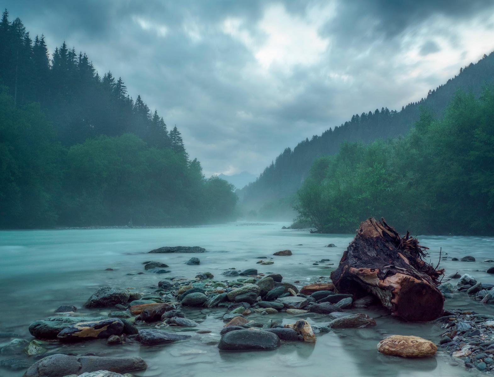 Die wilde Isel ist einer der schönsten Wildflüsse im Alpenraum © Nationalpark Hohe Tauern: Andreas Steinacher, Peter Gruber, Martin Lugger