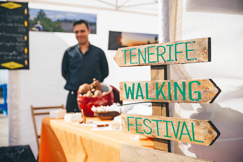 Frisch gestärkt mit regionalen Köstlichkeiten © Turismo de Tenerife