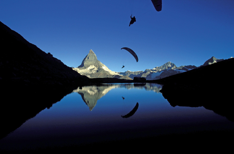 Ikone des Wallis: Matterhorn © TVB Aletsch Arena