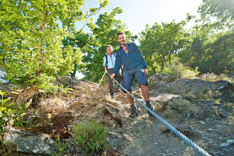 Klettersteig Riol : Outdoor welten
