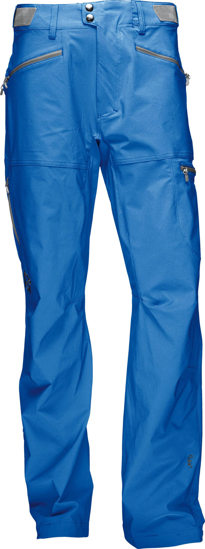 NORÖNNA FALKETIND FLEX 1 PANTS Leichte Softshellhose mit Klettbund und viel Stretch für Bewegungsfreiheit. © Norönna