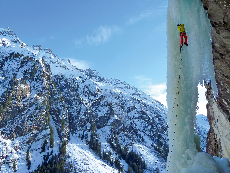 Das Klettern an freistehenden Säulen ist nichts für Anfänger © Klaus Pietersteiner, AustriAlpin