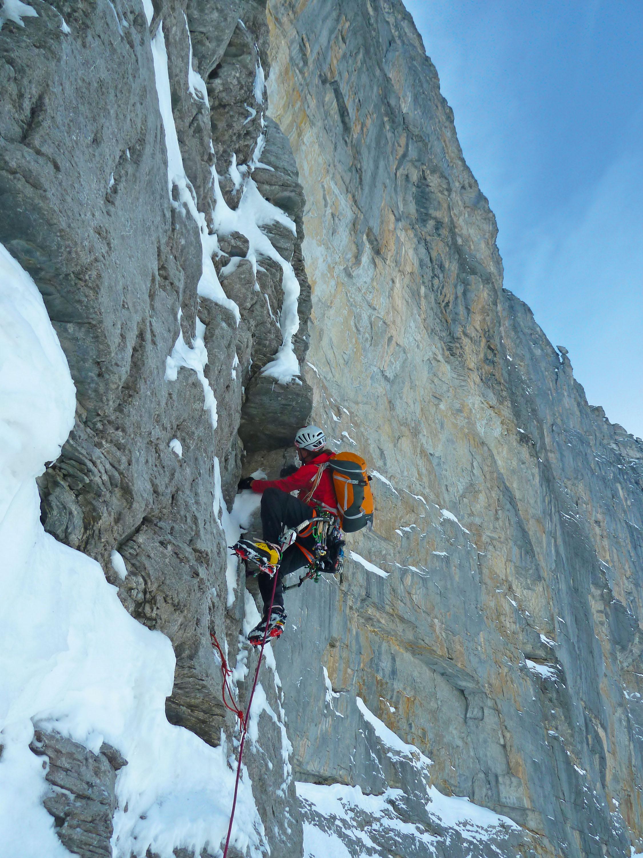 Mixes Route in Fels und Eis © Klaus Pietersteiner, AustriAlpin