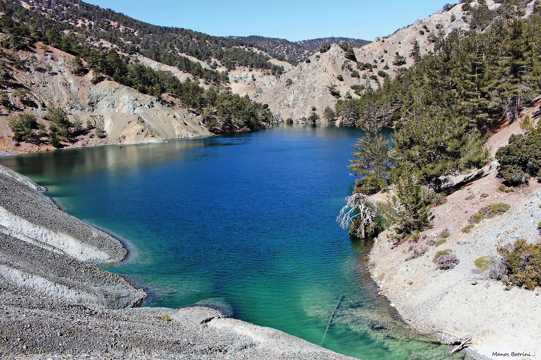 Im Hochland finden sich Seen © Troodos Tourism Board