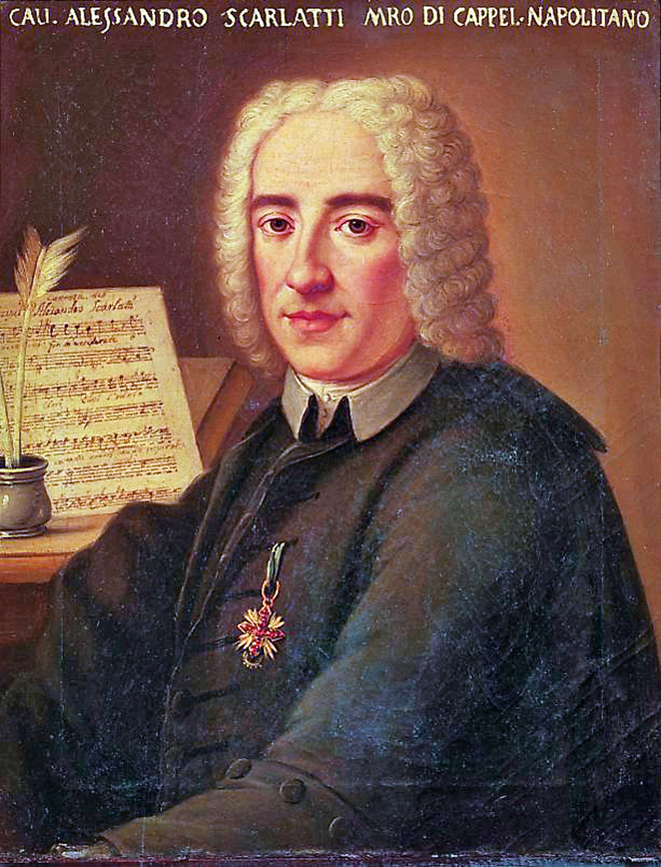 Pietro Alessandro Gaspare Scarlatti war ein italienischer Komponist des Barock - er vertonte als Erster die vier Jahreszeiten © wikipedia.de