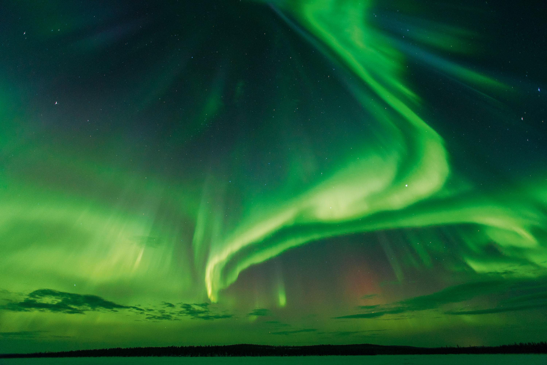 Es ver- und bezaubert: Aurora Borealis © Klaus-Peter Kappest