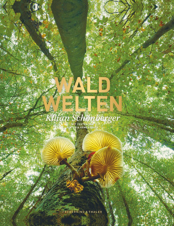 Kilian Schönberger, Viktoria Urmersbach: Waldwelten320 Seiten, ca. 200 Abb., Frederking