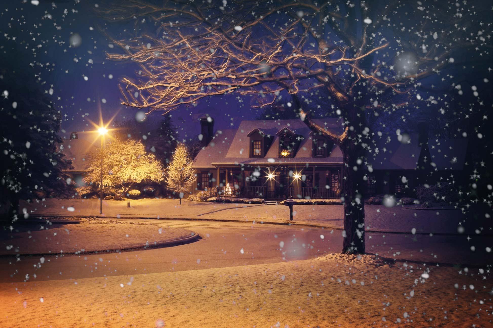 """""""Unsere heutige Sicht auf den Winter ist der Blick aus dem Fenster eines behaglich beheizten Raumes."""" (Adam Gopnik)© www.pixabay.com"""