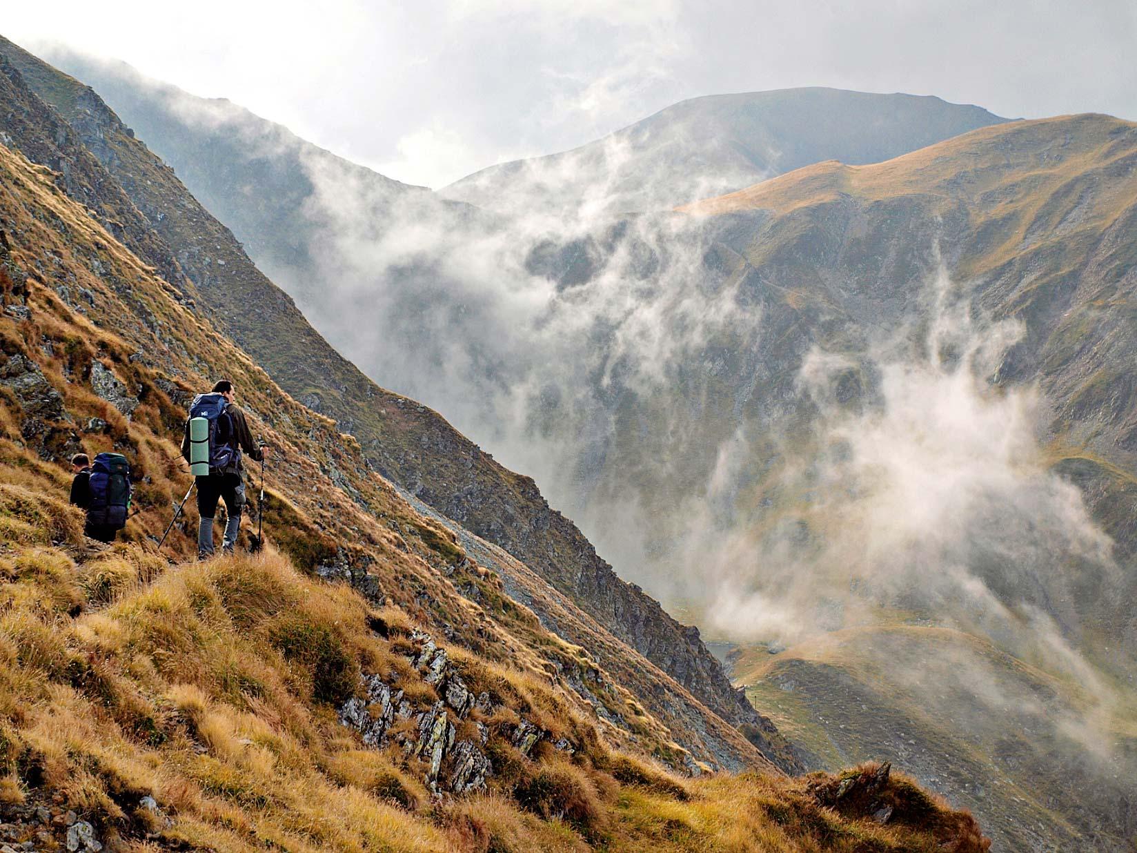 Transilvanien zu Fuß entdecken © Hauser Exkursionen