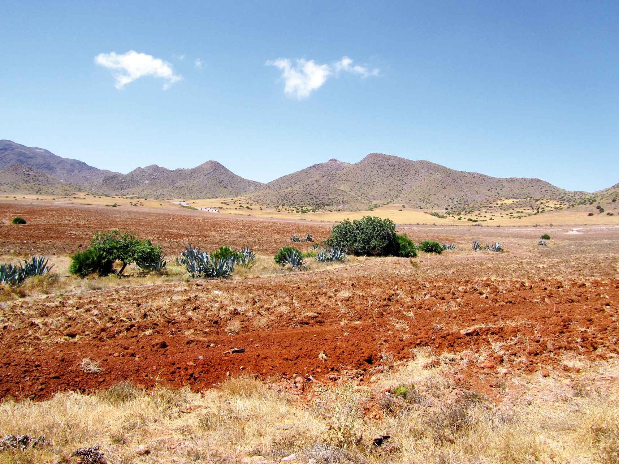 In den 60er-Jahren wurde die Sierra del Cabo de Gata zur legendären Filmkulisse © Adobe Stock