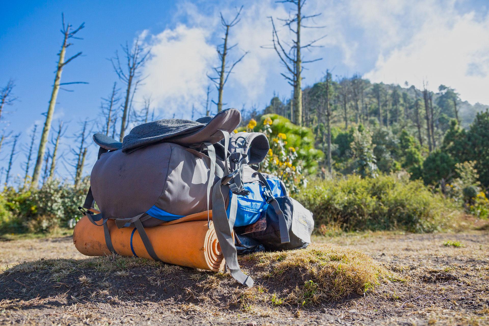 Was muss wirklich alles in den Rucksack? © pixabay