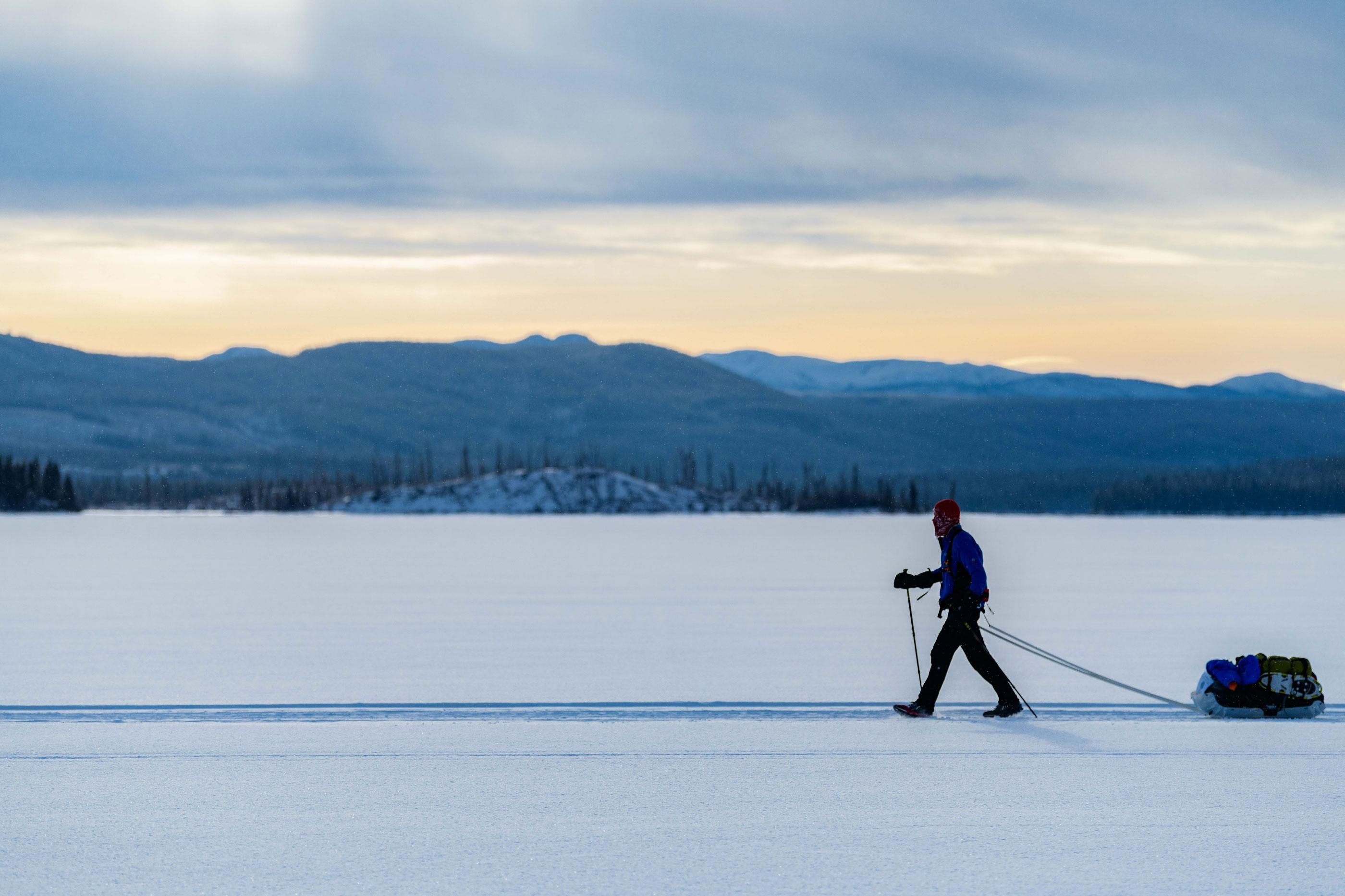 Tag 3 auf dem Montane Yukon Arctic Ultra