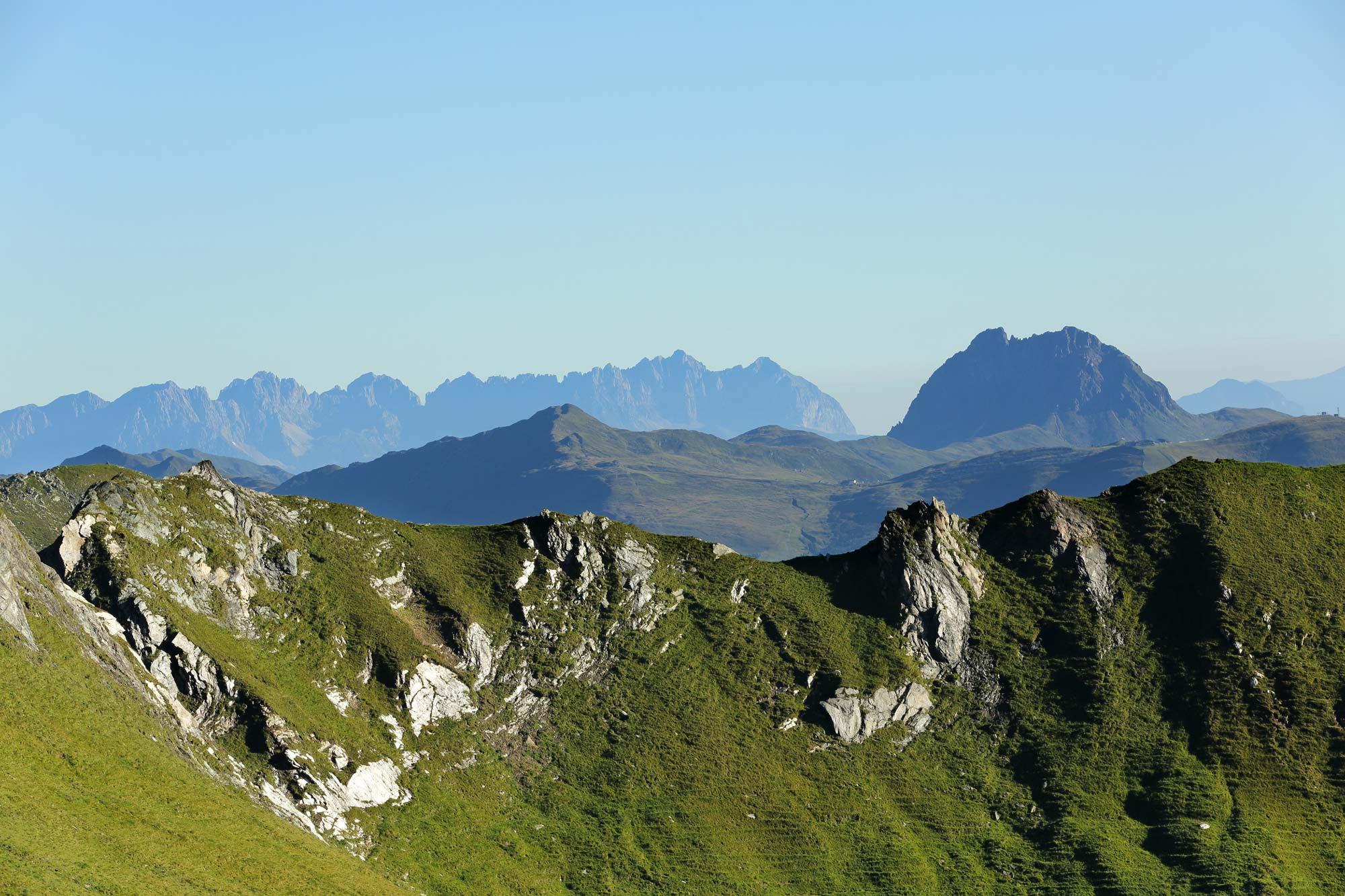 Beeindruckende Bergkulisse im Sommer © Wildkogel-Arena Neukirchen Bramberg