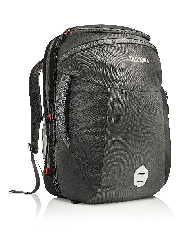 Tatonka 2in1 Travel Pack Cleverle! Reiserucksack und trennbarer Bürorucksack am Urlaubsziel. Damit ist man flexibel unterwegs, hat gerade so viel dabei, wieman tagsüber braucht, und hat auf der Reise doch nur einen Rucksack, der zudem noch Boardgröße hat. 250,00 Euro