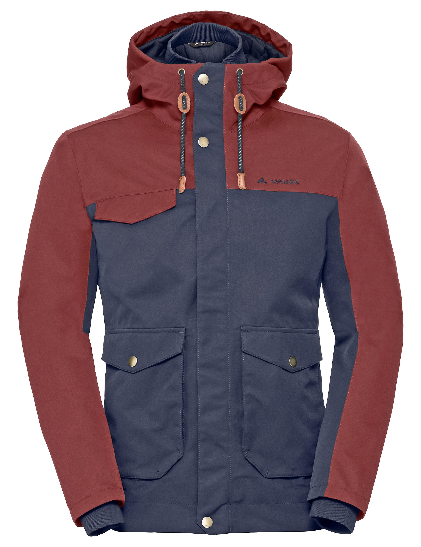 Vaude Manukau Jacke Modischer Wetterschutz! Eine wasserdichte Jacke mit zusätzlicher Wärmeisolierung mit Primaloft Black Eco. Wenn man eine verlässliche Winterjacke sucht, dann ist man hier richtig. Im modischen Parkaschnitt auch auf dem Weg ins Büro einen Augenweide. 220,00 Euro