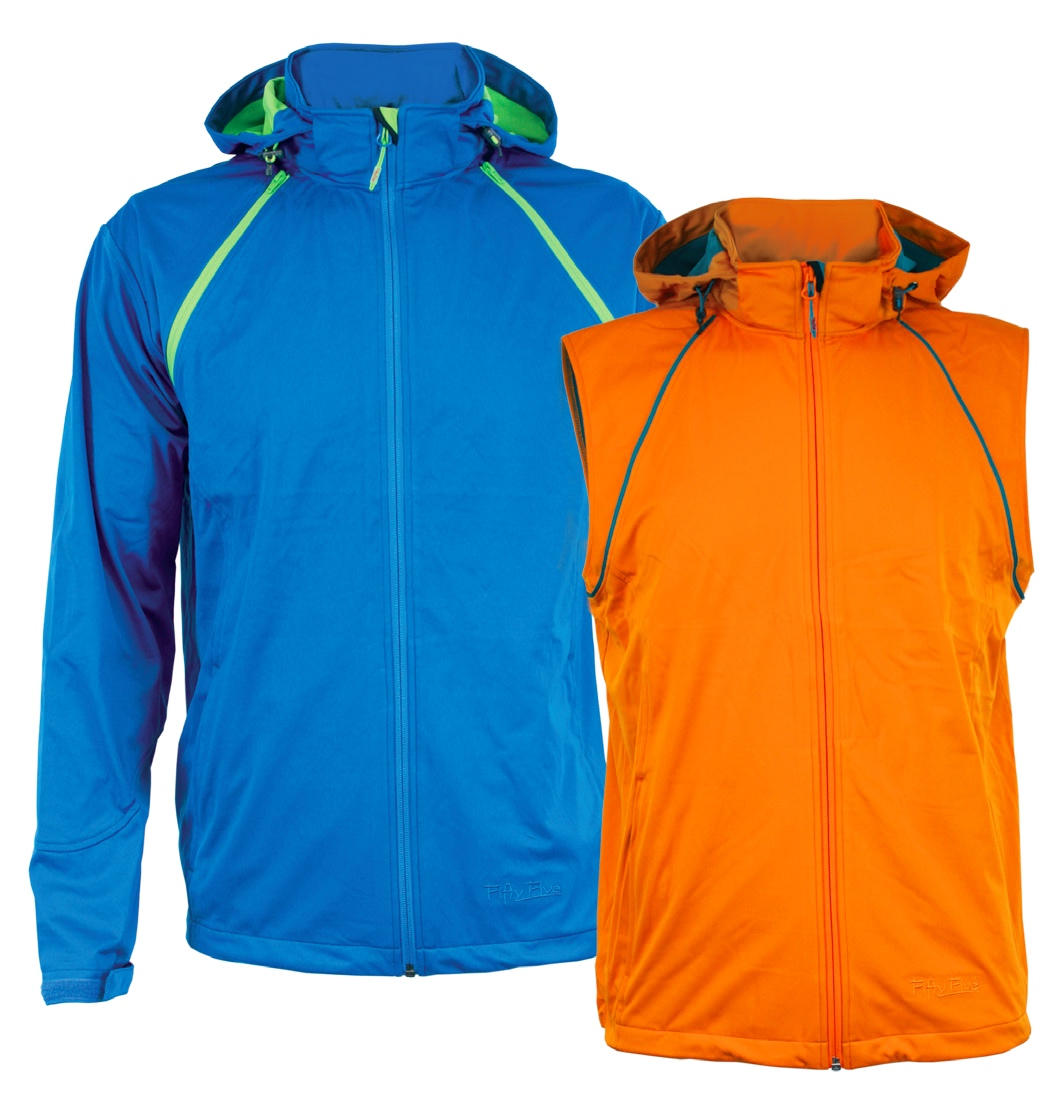 7 – FivtyFive Zipp-Off Softshell Men's