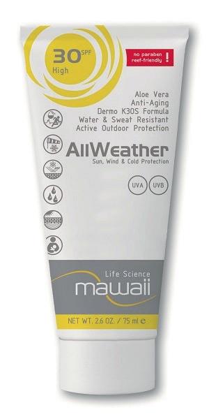 4 – Mawaii Allweather Creme SPF 30