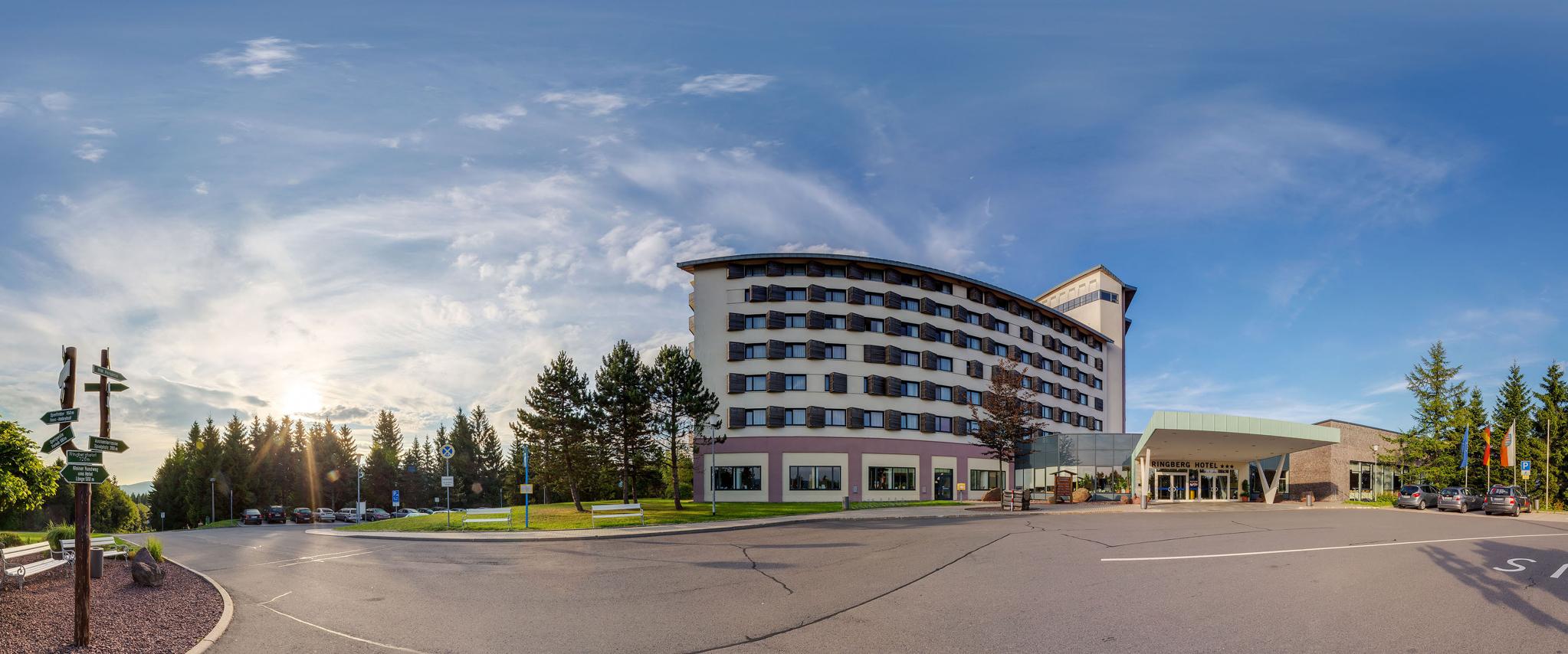 Gewinnen Sie einen Kurzurlaub im Ringberg Hotel in Thüringen © Ringberg Hotel